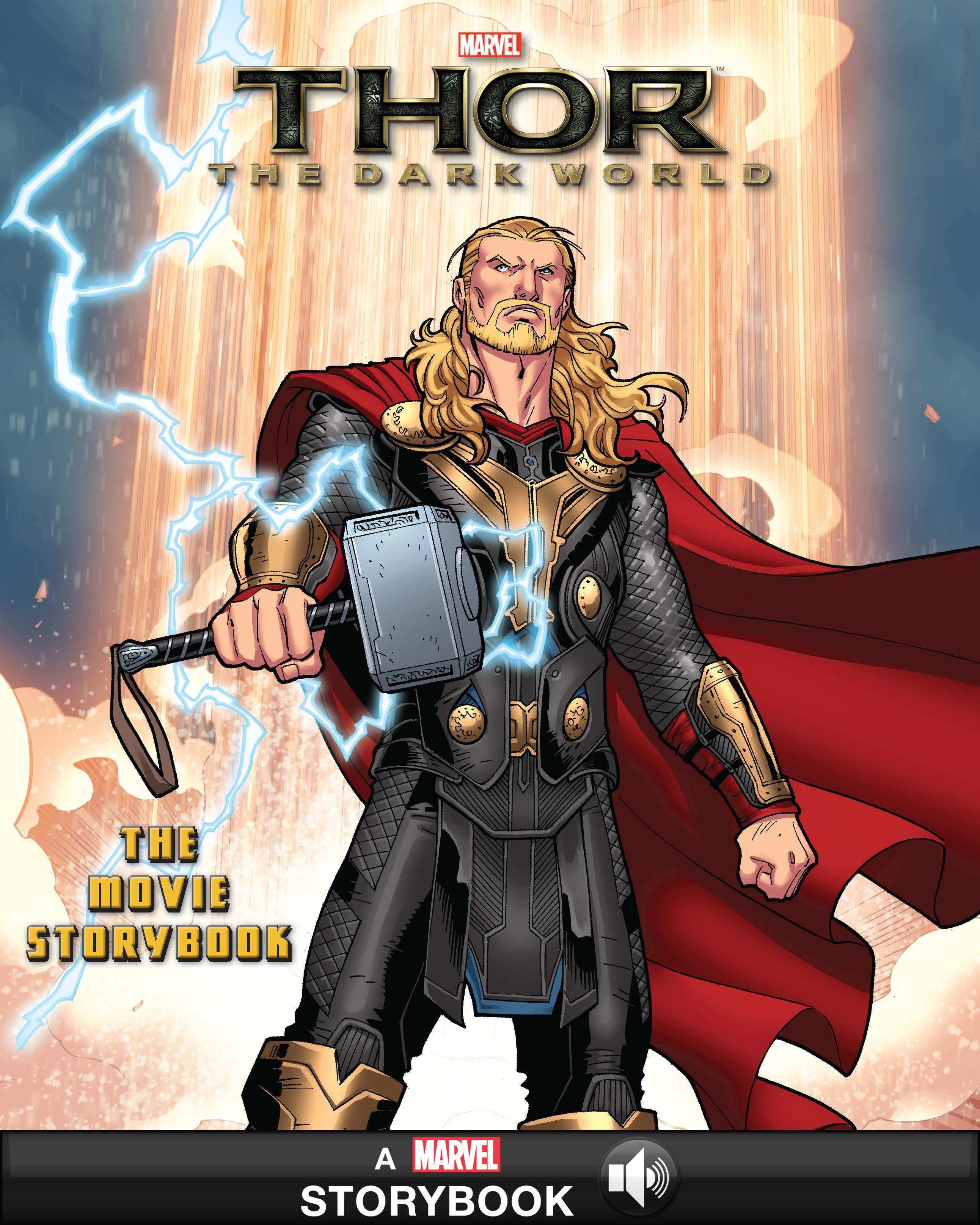 Gods And Warriors Books In Order: Thor: The Dark World Movie Storybook