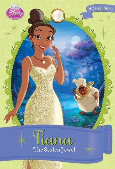 Tiana The Stolen Jewel