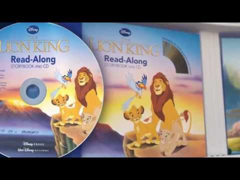 Disney's Read-Along Storybook & CD