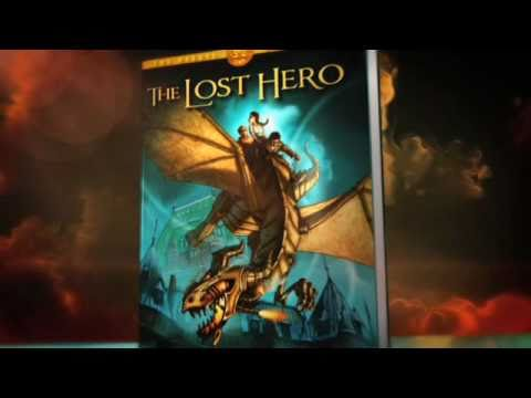 The Heroes of Olympus, The Lost Hero