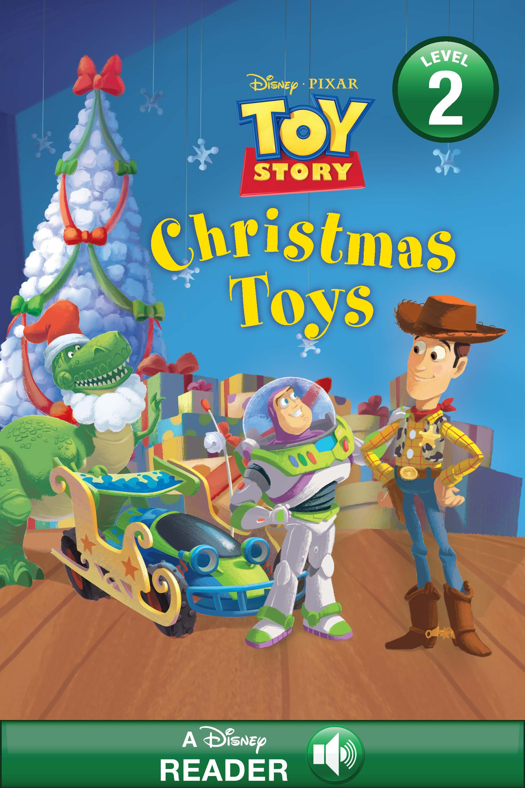 Christmas Toys Disney : Disney pixar toy story christmas toys books