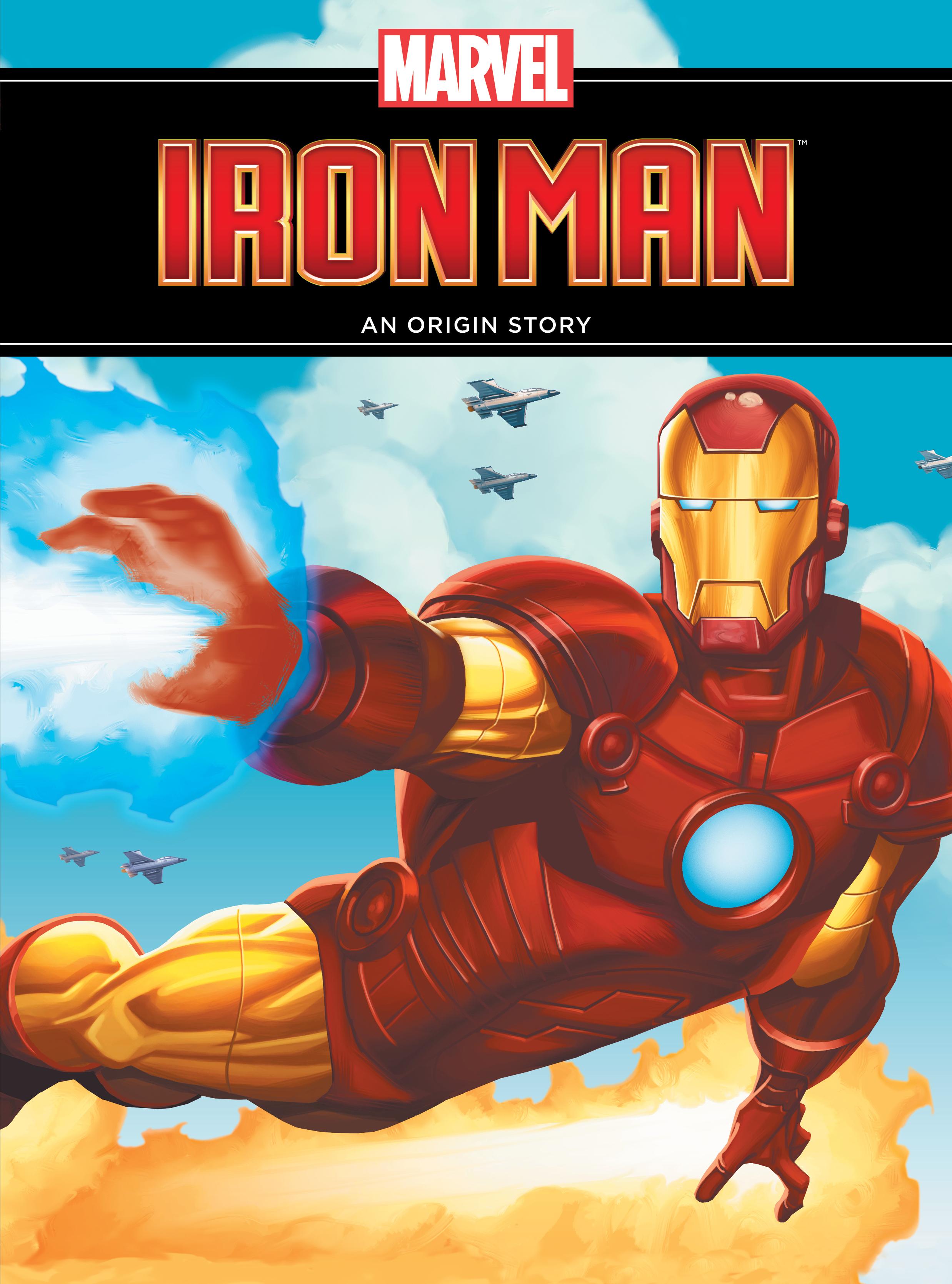 iron man  disney books  disney publishing worldwide