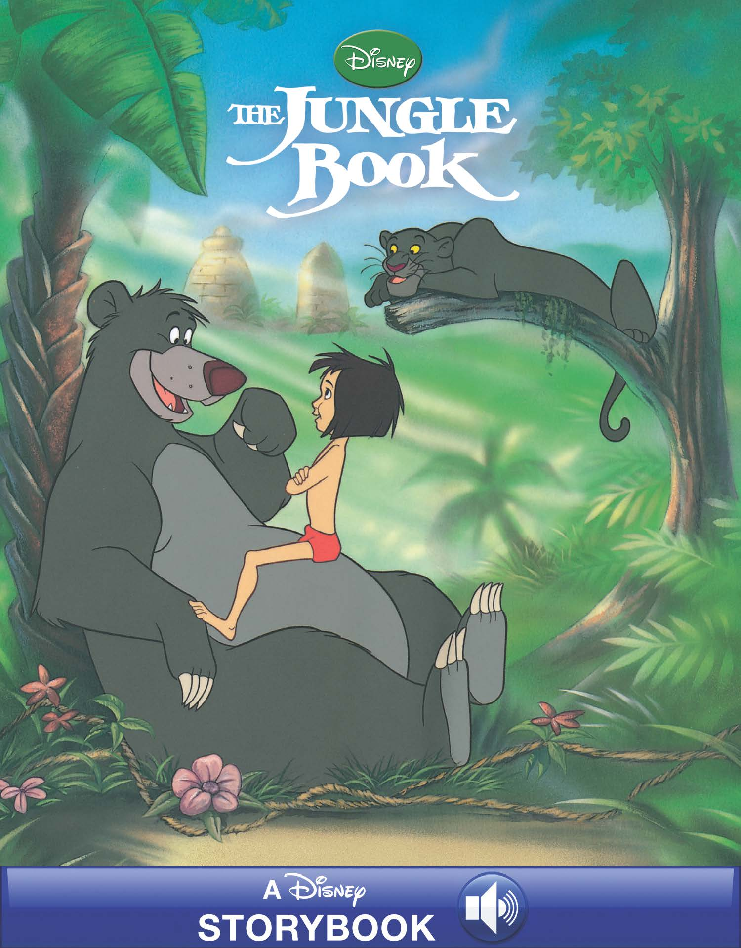 Jungle Book-Audio