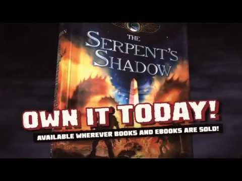 The Kane Chronicles, The Serpent's Shadow