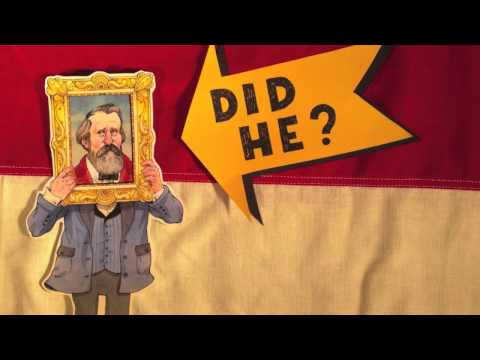 Rutherford B., Who Was He? Book Trailer