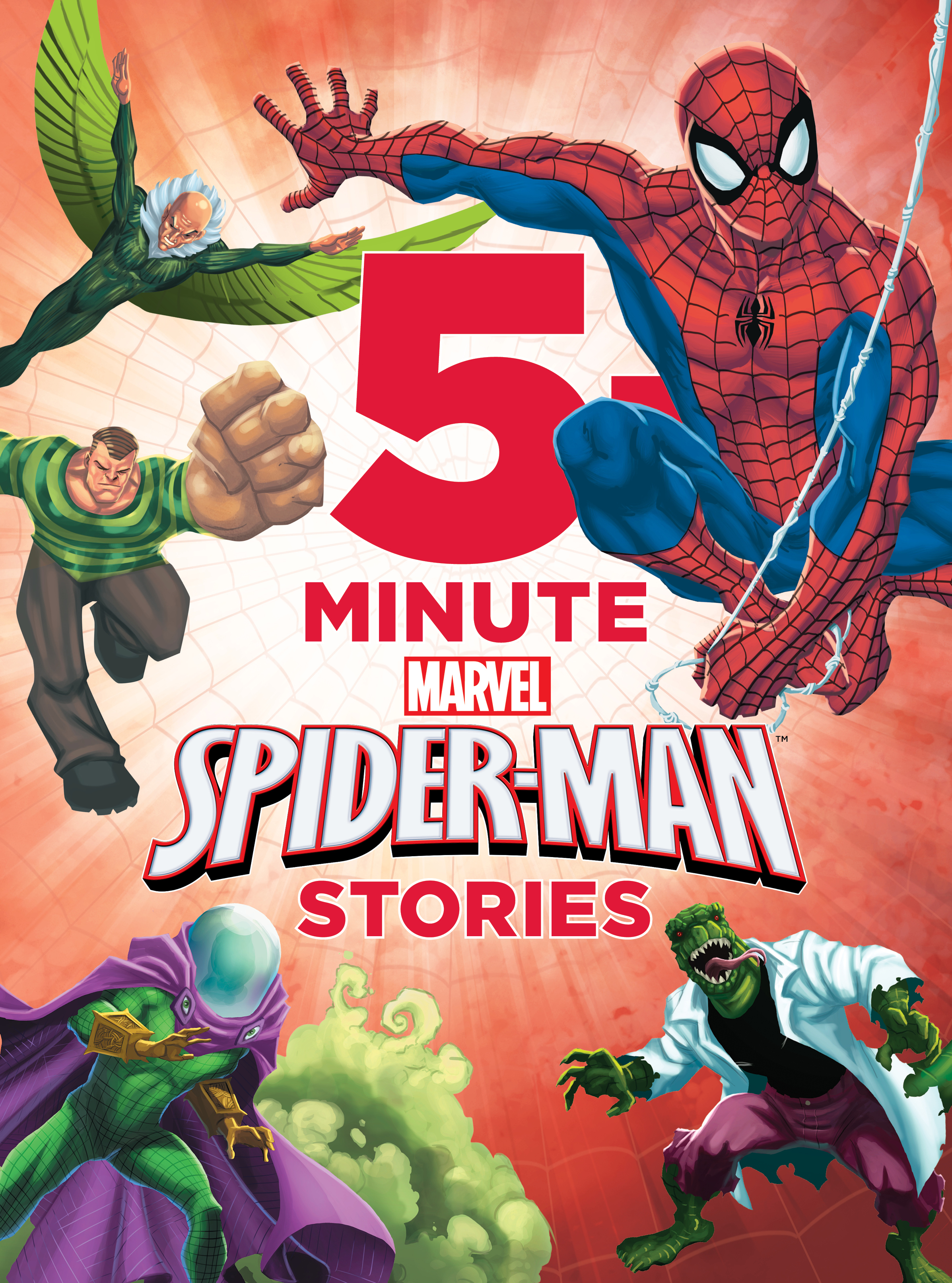5 Minute Makeup Must Haves: 5-Minute Spider-Man Stories