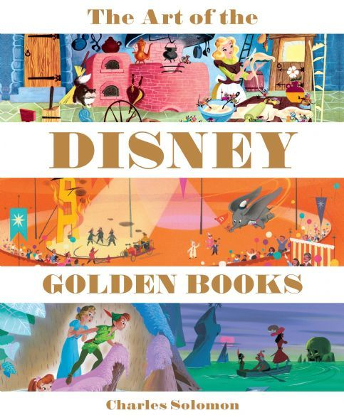 Art of the Disney Golden Books, The