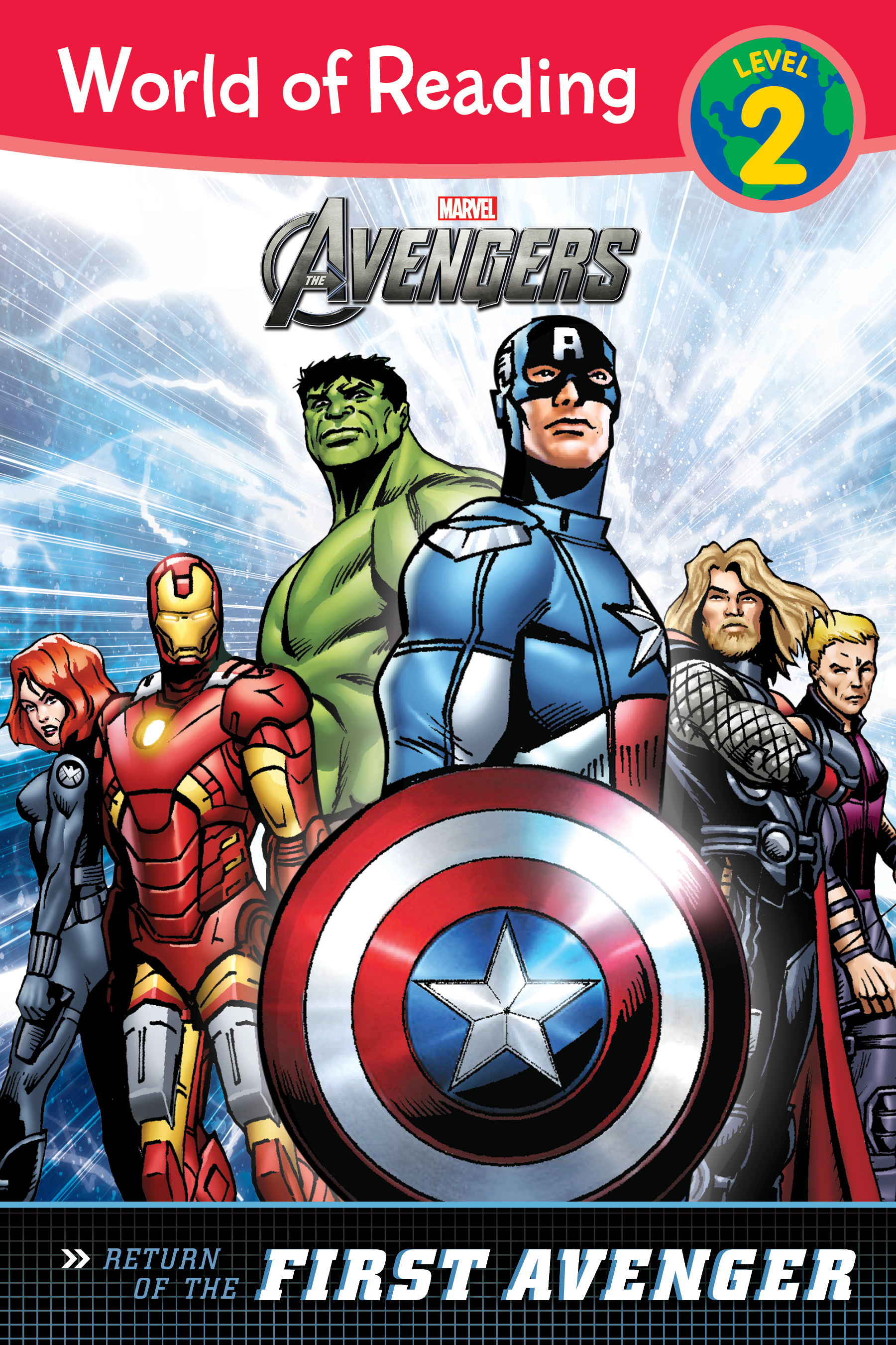 The Return Of The First Avengers
