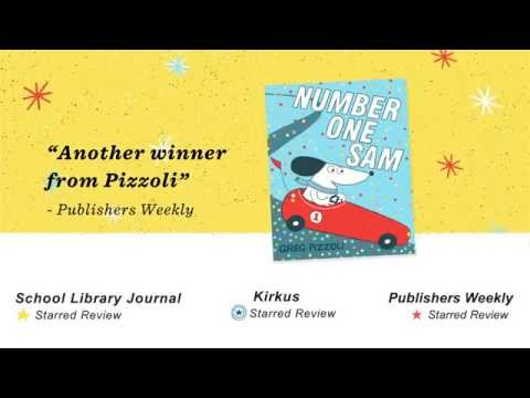 Number One Sam by Greg Pizzoli Book Trailer