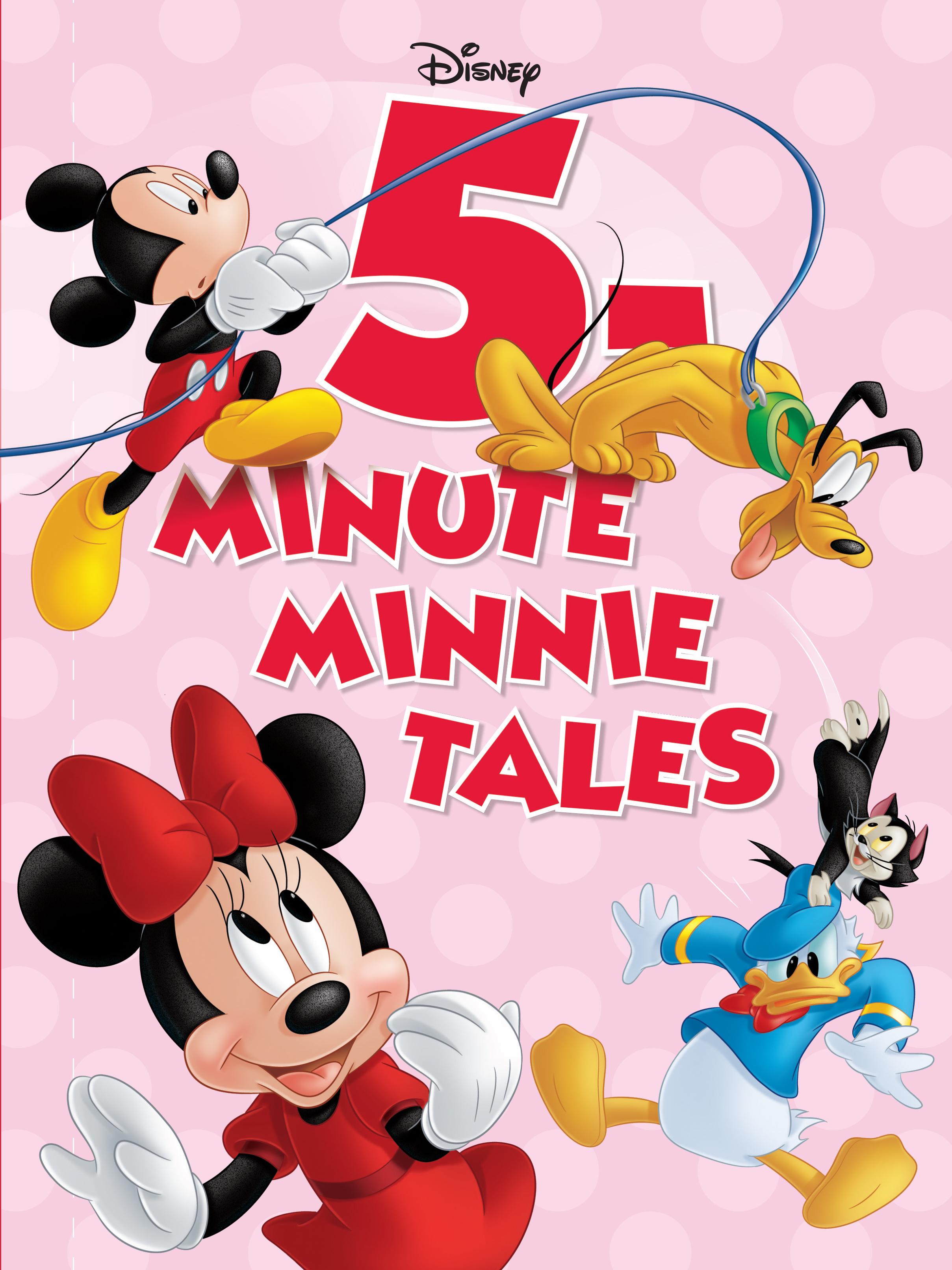 5-MINUTE DISNEY JUNIOR STORIES - DISNEY ENTERPRISES, INC. (COR) - NEW HARDCOVER