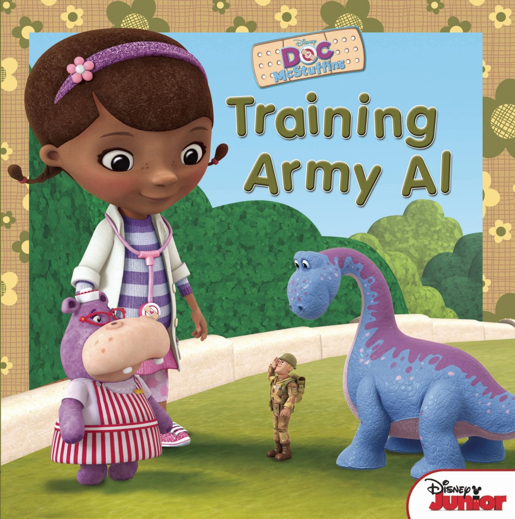 Doc McStuffins: Training Army Al