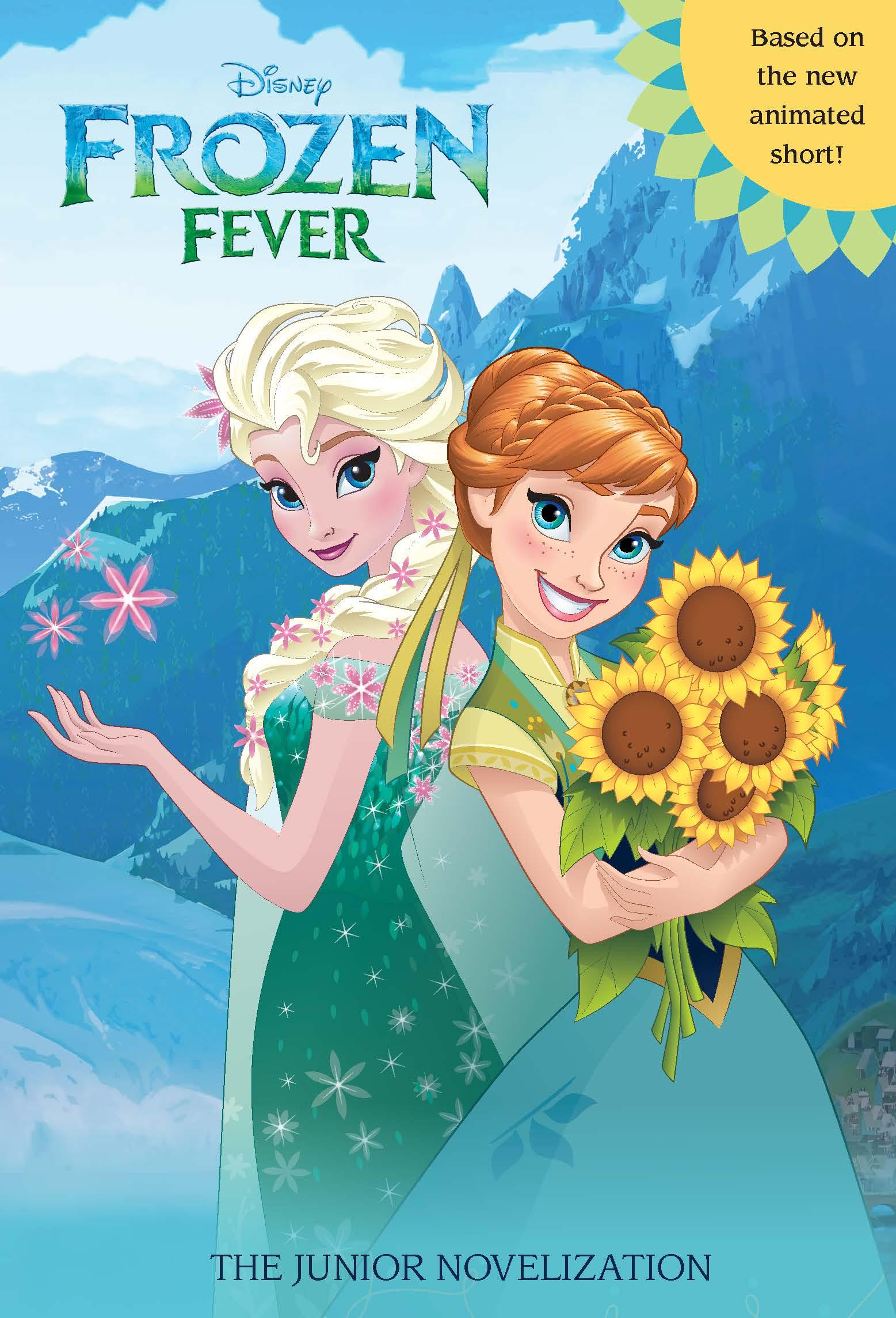 Frozen Fever Junior Novel   Disney Books   Disney ... - photo#47