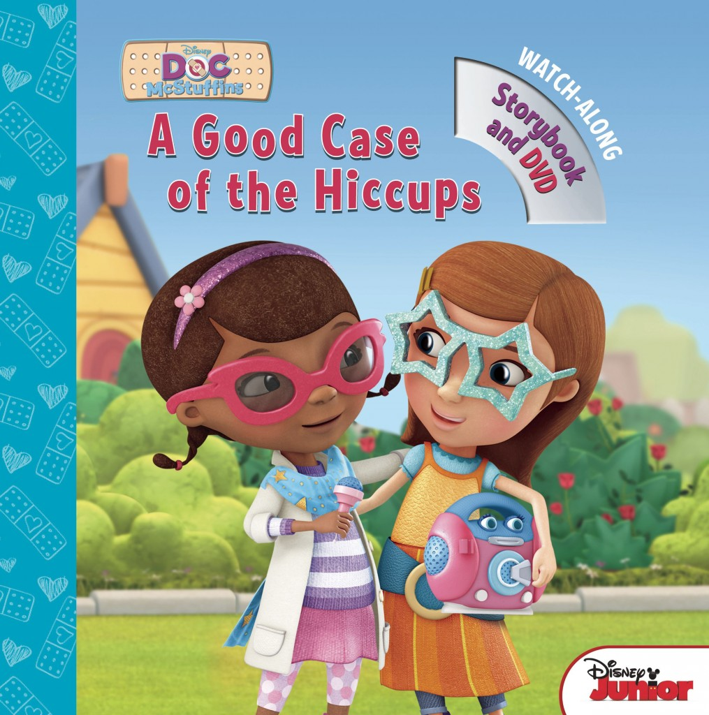 Doc McStuffins: A Good Case Of The Hiccups