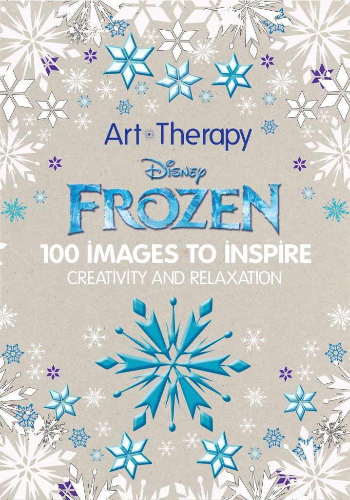 Art Therapy Disney Frozen Disney Books Disney