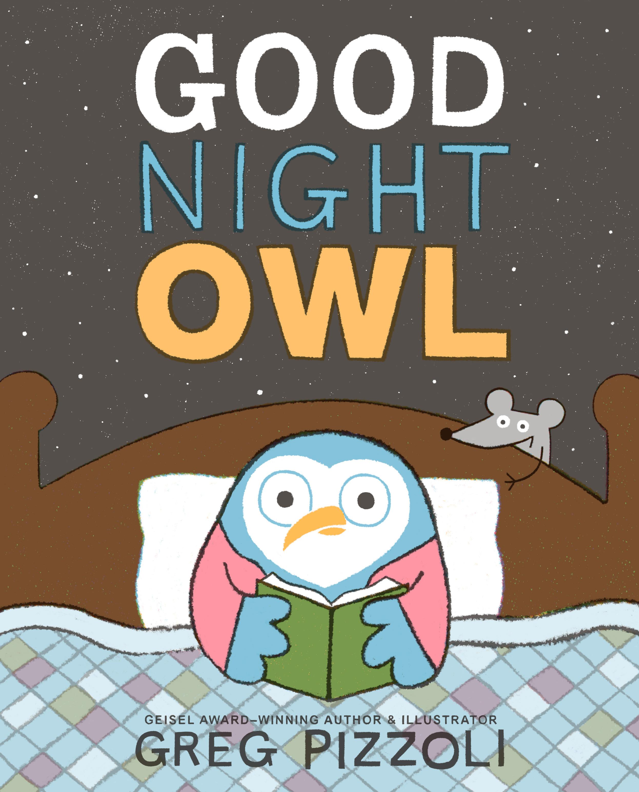 good night owl disney books disney publishing worldwide. Black Bedroom Furniture Sets. Home Design Ideas