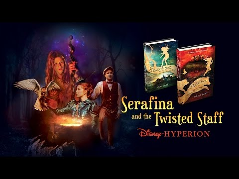 Serafina and the Twisted Staff (Book Trailer)