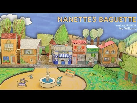 NANETTE'S BAGUETTE by Mo Willems (10.25.16)