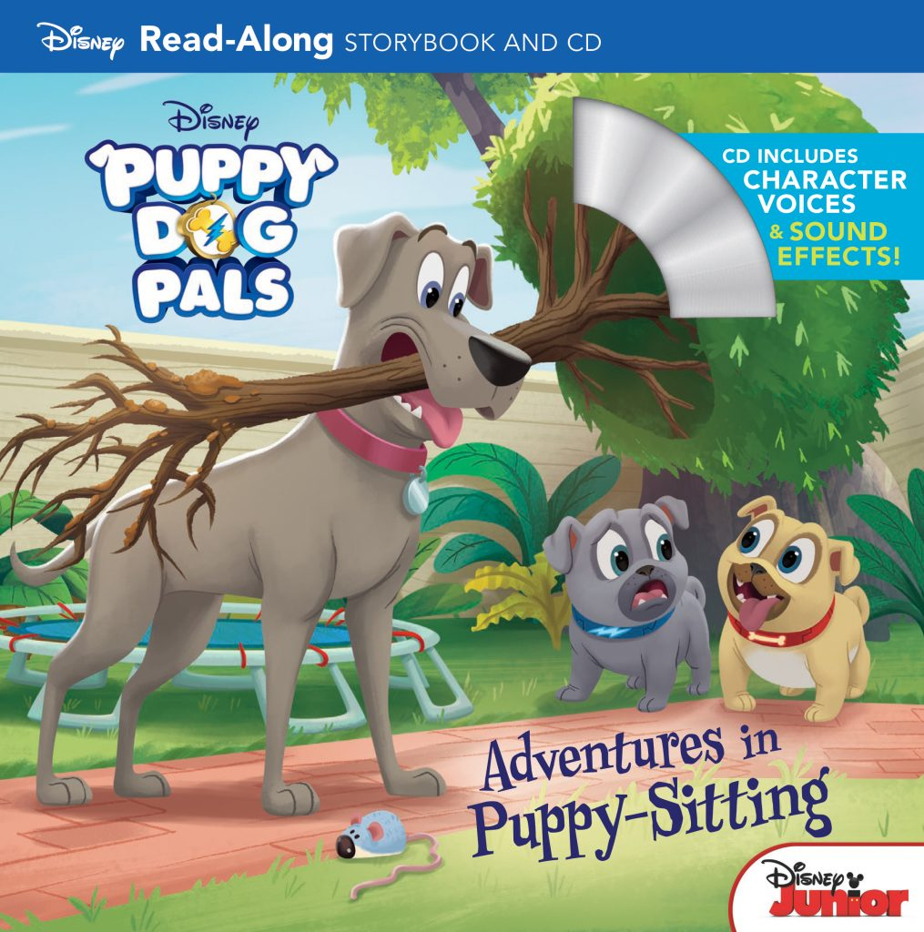 Puppy Dog Pals Adventures In Puppy Sitting Disney Books