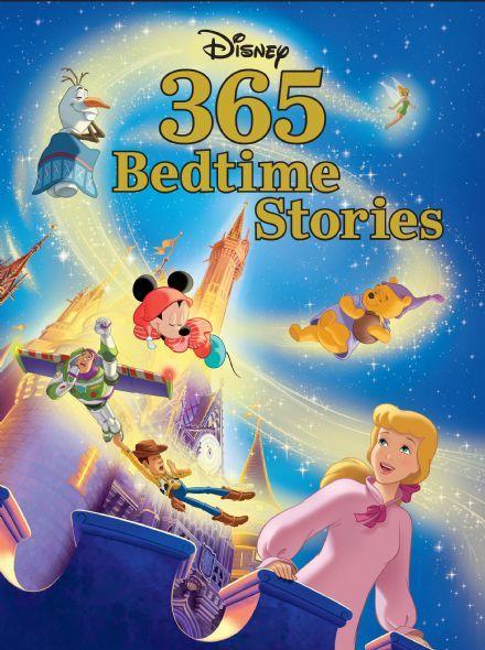 365 Bedtime Stories Disney Books Disney Publishing