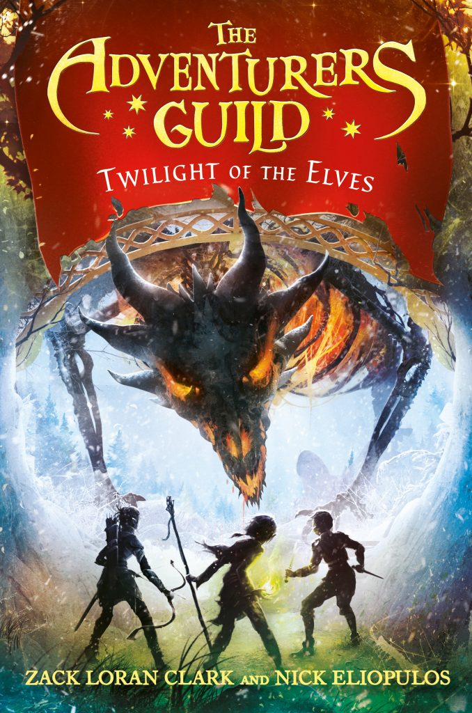 Twilight Of The Elves Disney Books Disney Publishing