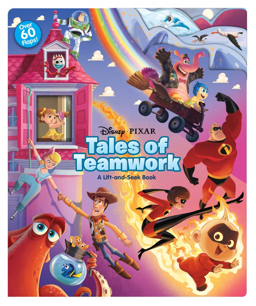 Tales Of Teamwork Disney Books Disney Publishing