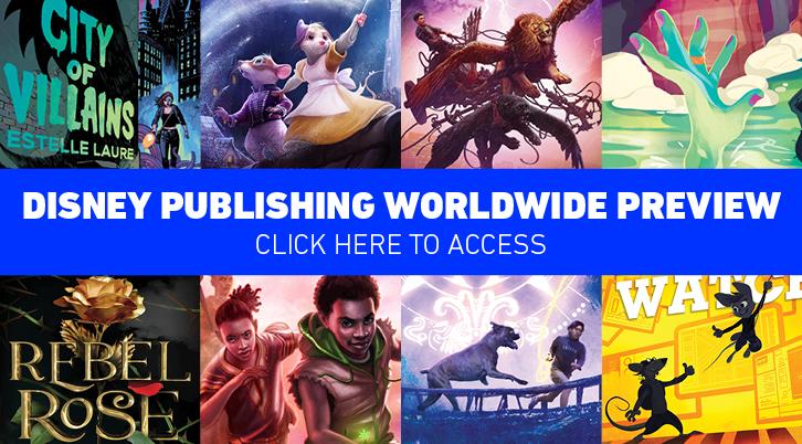 Disney Publishing Worldwide Preview